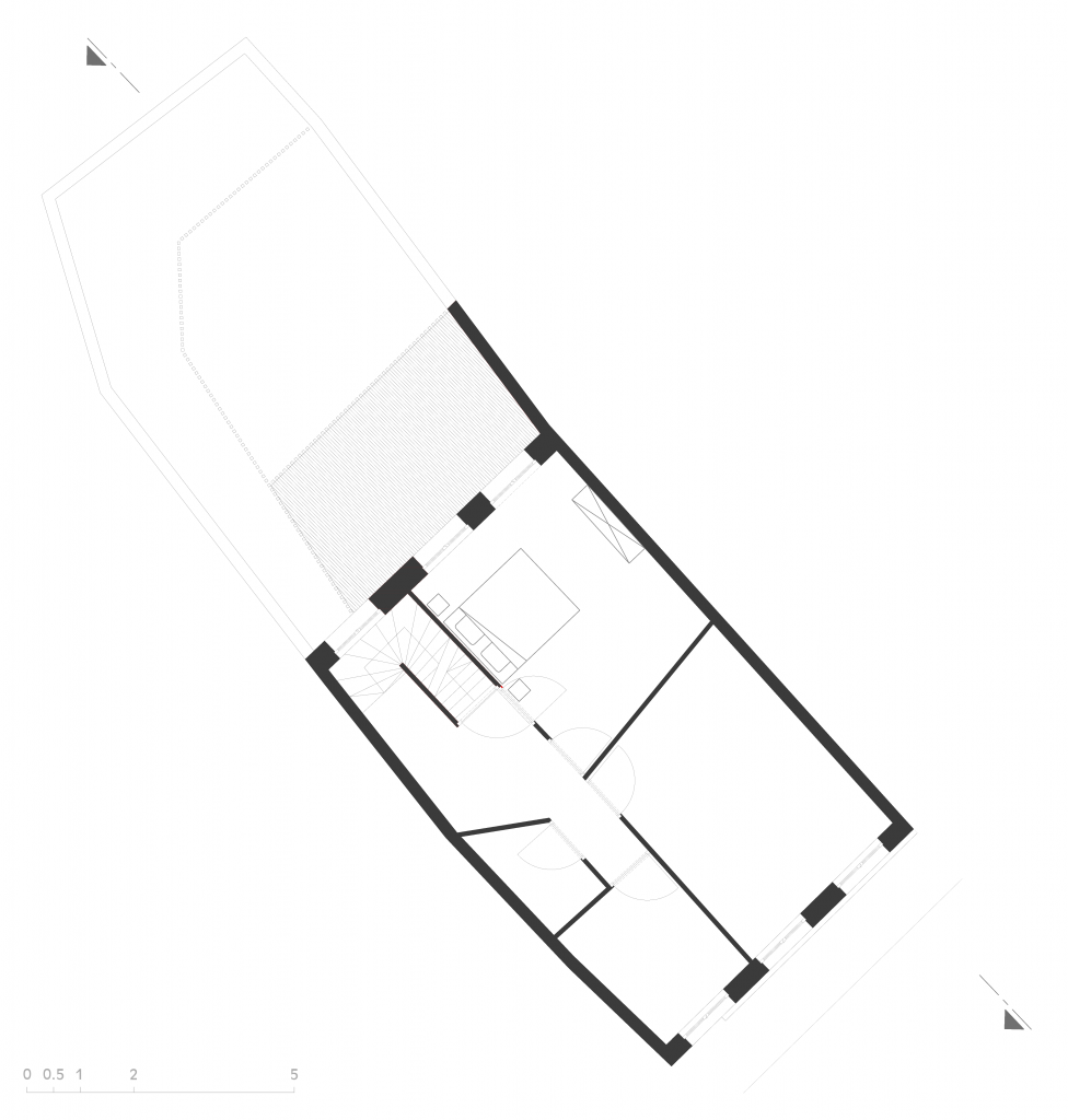 SAINT-QUENTIN - PLAN R+1 - EXTENSION